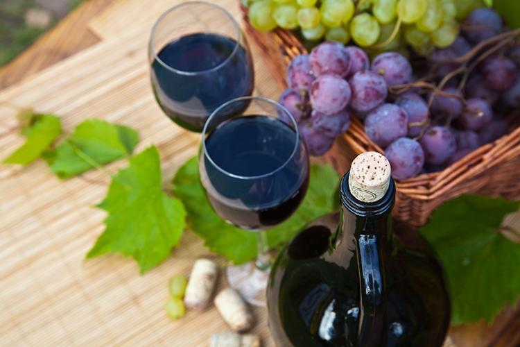 Виноград Рошфор - сок и вино