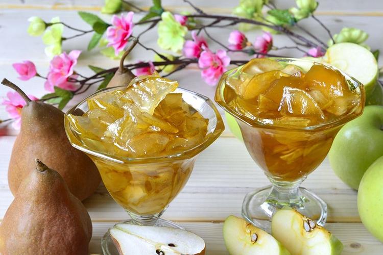 Варенье из груш дольками
