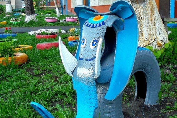 декоративный слоненок