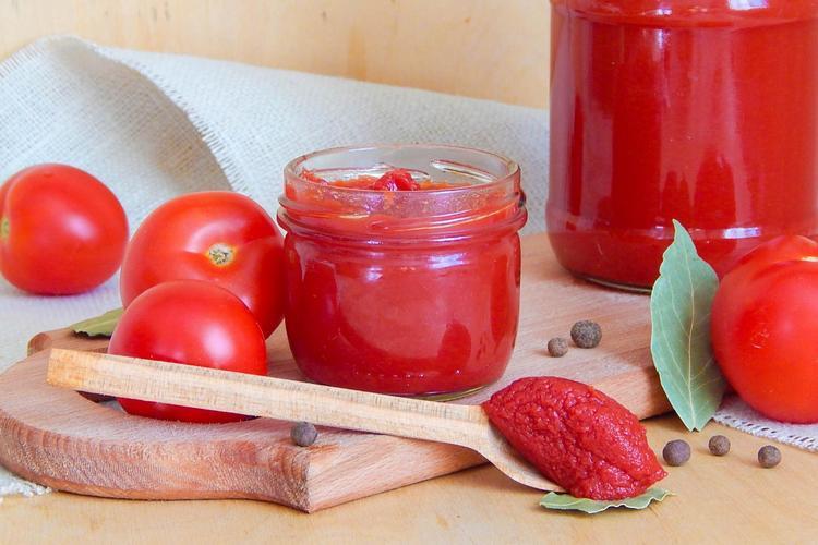 лцучшие рецепты томатной пасты